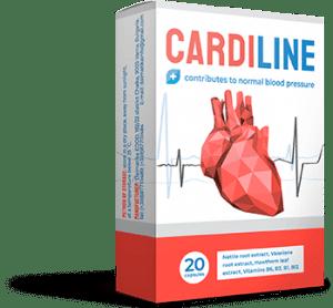 Cardiline revizuirea produsului