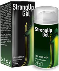 StrongUp Gel product review