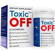 Toxic OFF termék áttekintés