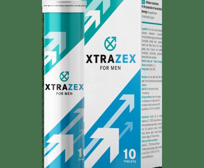 Xtrazex recenzia produktu