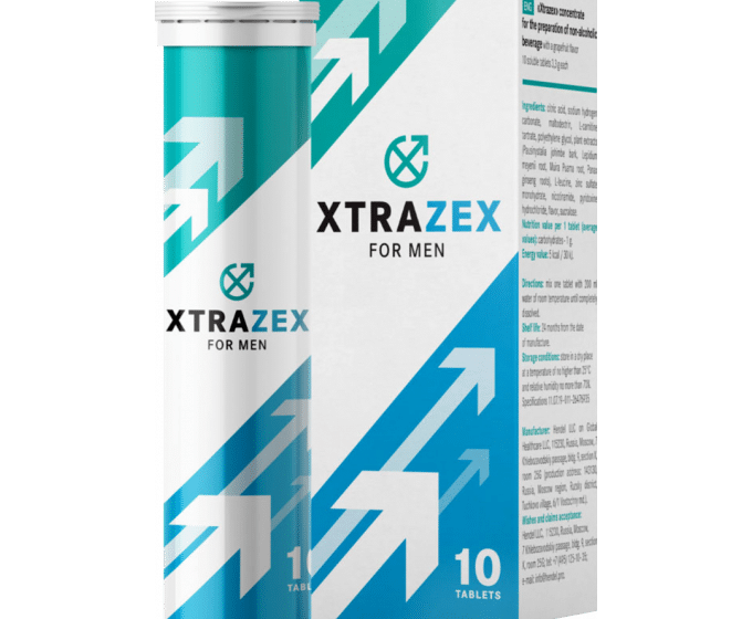 Xtrazex product beoordeling