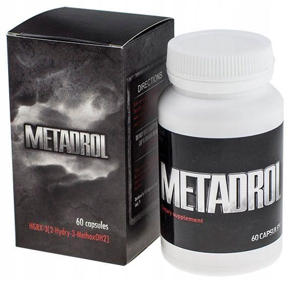 Metadrol преглед на продукта