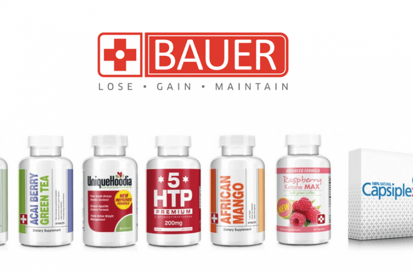 Bauer Nutrition product review