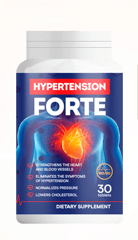 Hypertension Forte product review