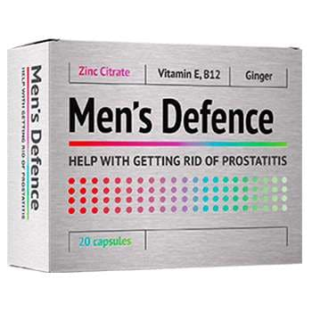 Mens Defence product review