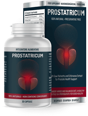 Prostatricum recensione del prodotto