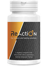 Reaction recenzja produktu