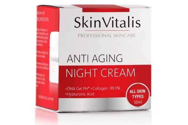 SkinVitalis revisão do Produto