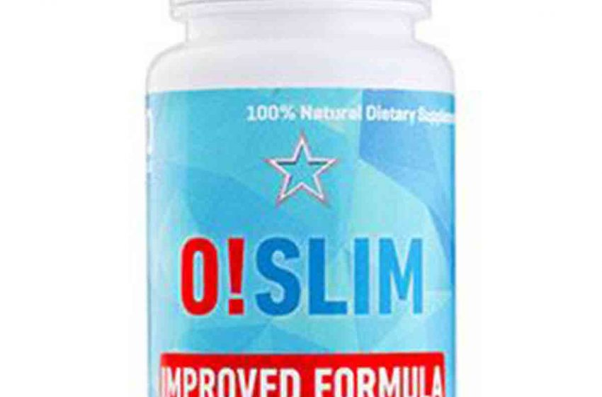O!slim product review