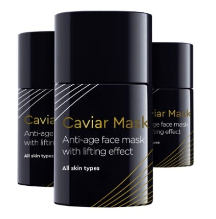 Caviar Mask product review