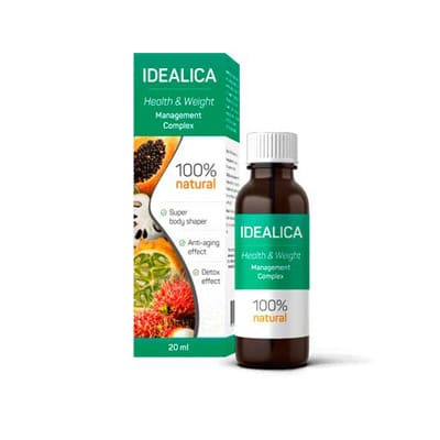 Idealica product review