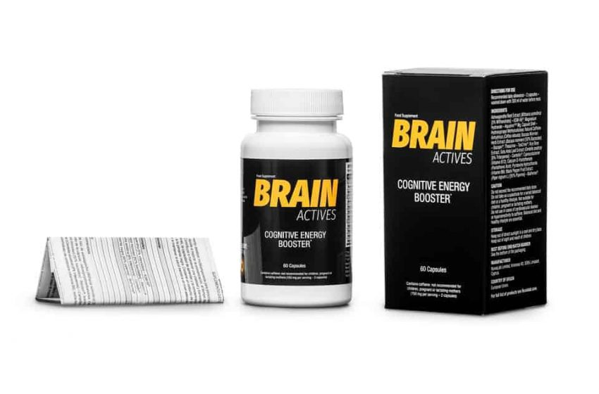 Brain Actives product review