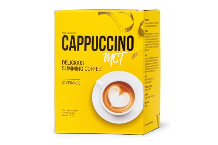 Cappuccino MCT product review