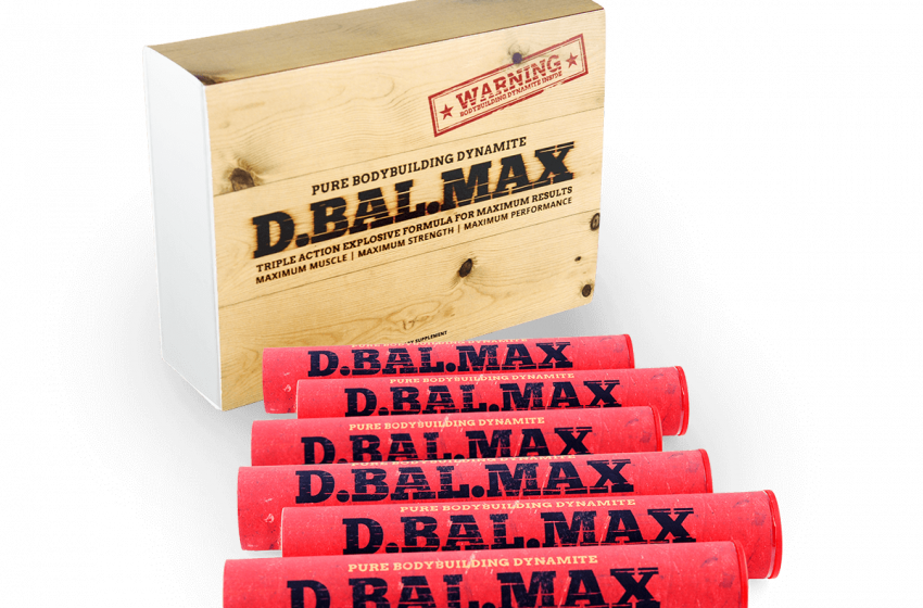 D.Bal.Max product review