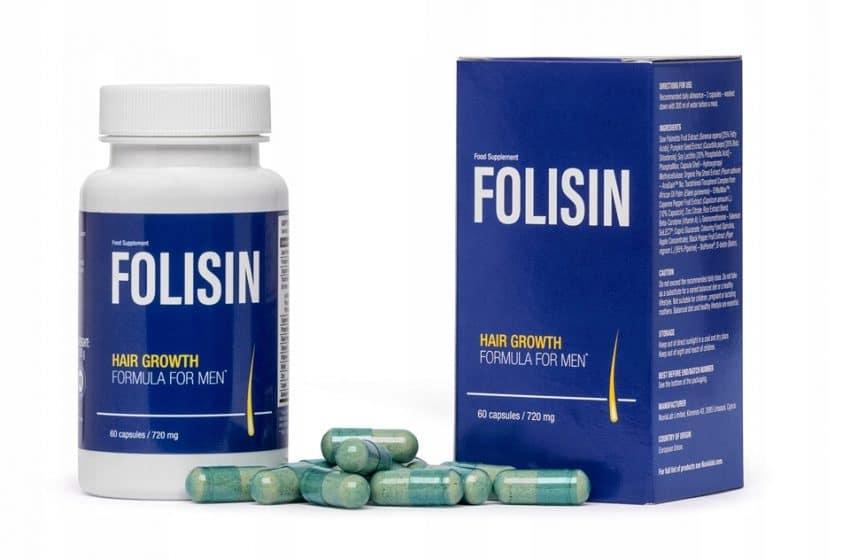 Folisin product review