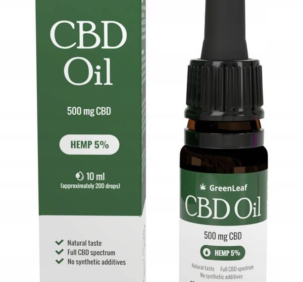 Green Leaf CBD Oil