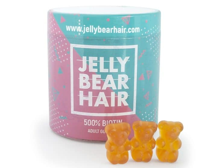 Jelly Bear Hair product review