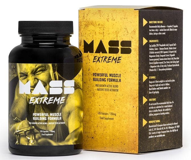 Mass Extreme product review