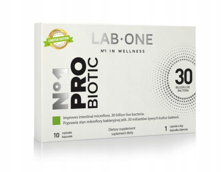N°1 ProBiotic product review