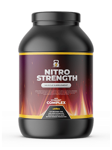 Nitro Strength product review