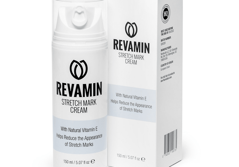 Revamin Stretch Mark product review
