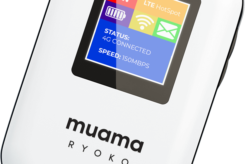 Ryoko Portable product review