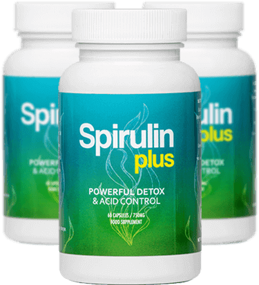 Spirulin Plus product review