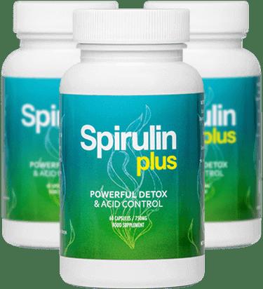 Spirulin Plus toote ülevaade