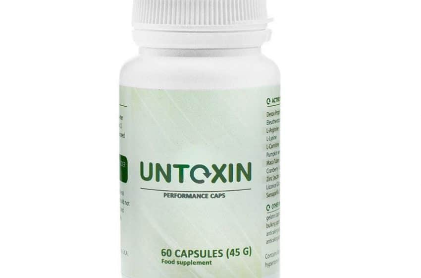 Untoxin product review