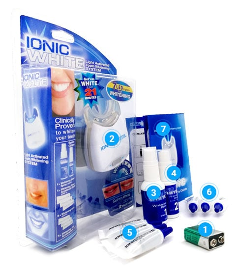 IonicWhite product review